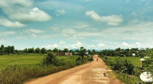 Campagne cambodgienne