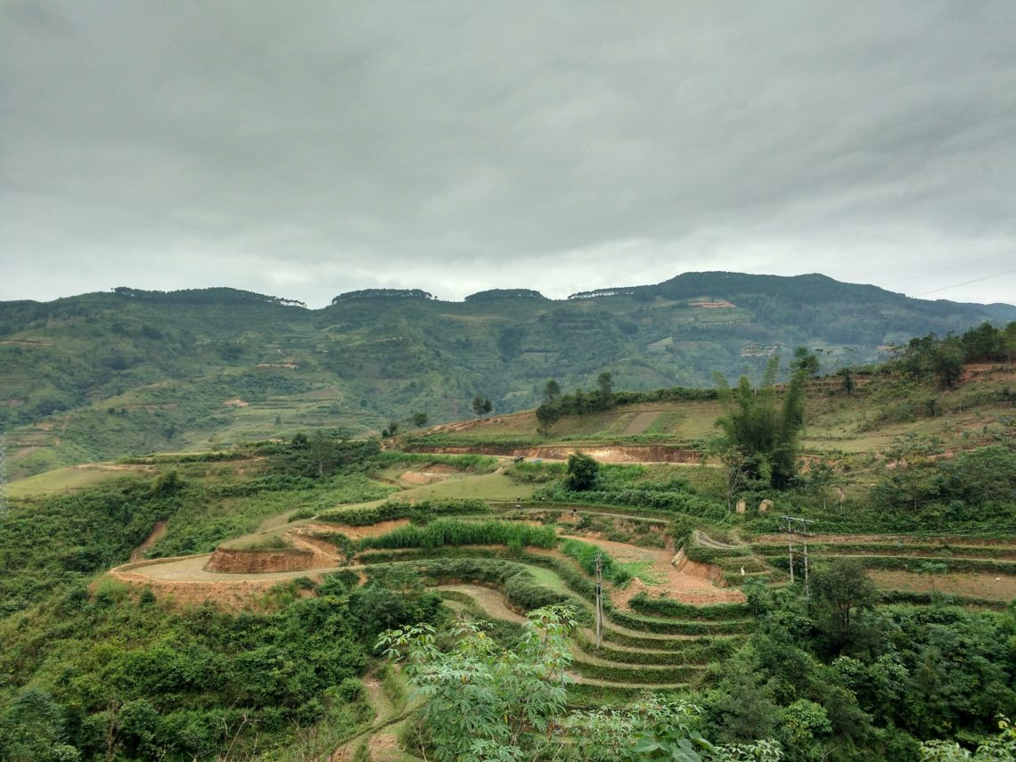 Ha giang et les terrasses