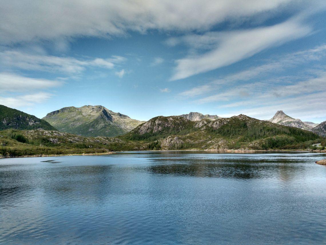 Nord de la Norvège