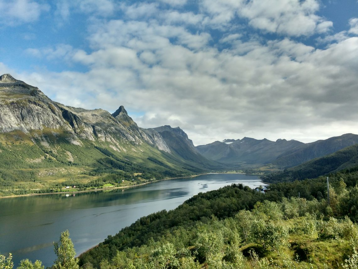 Fjord norvège scandinavie