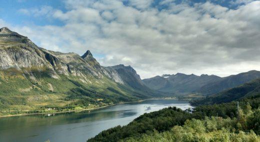 Fjord norvège scandinavie