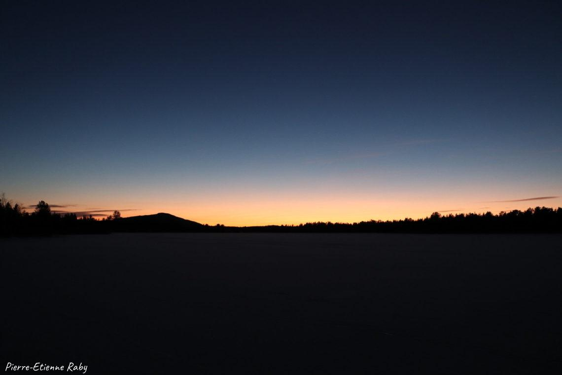 solitude en laponie suédoise