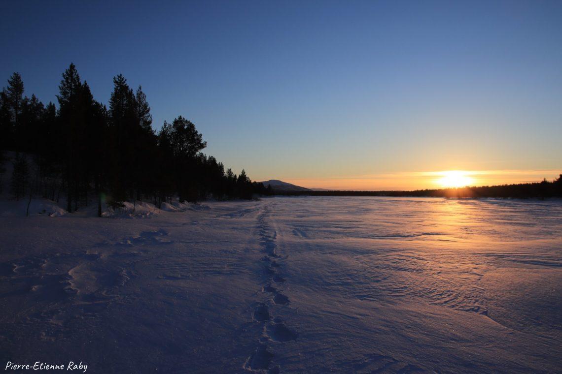 Bilan hiver en Arctique