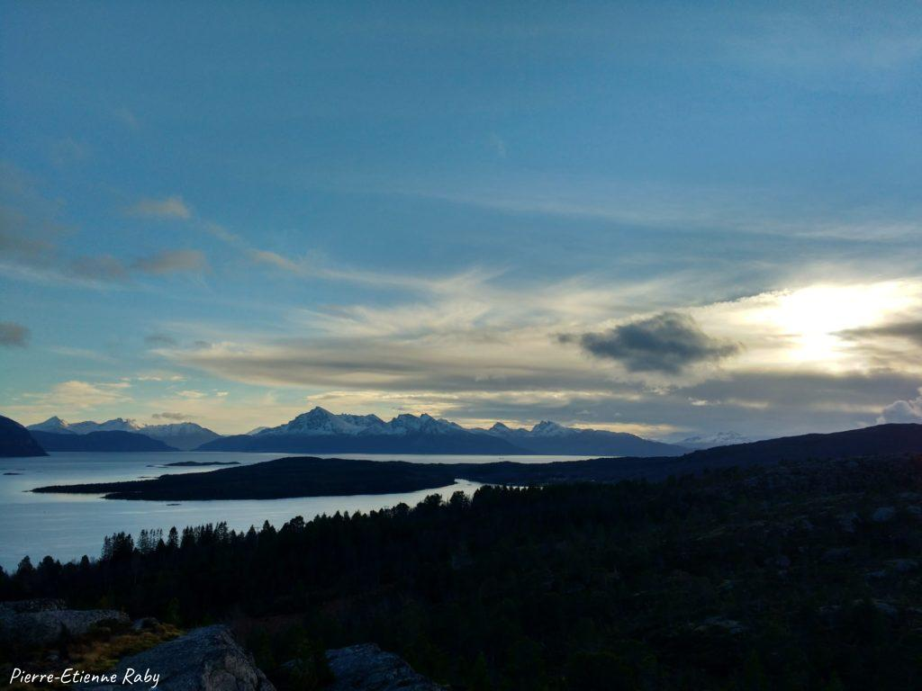 senja norvège fjords